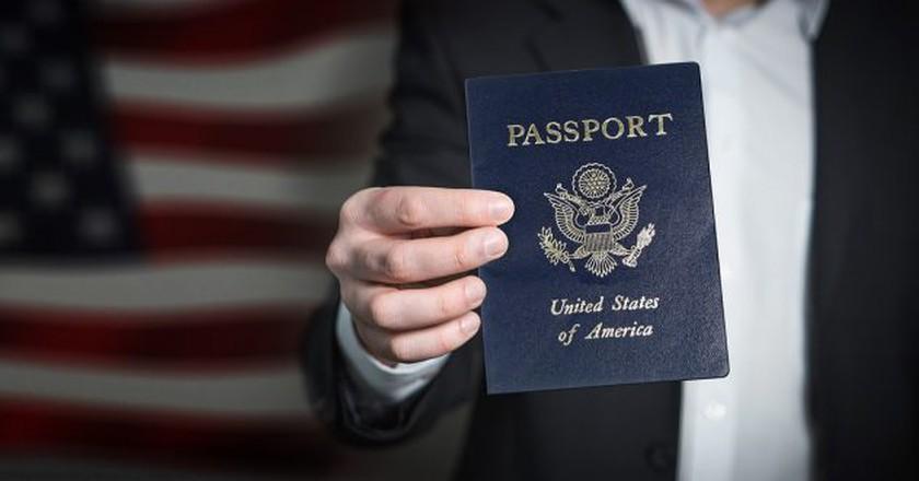 US Passport   © geralt/pixabay