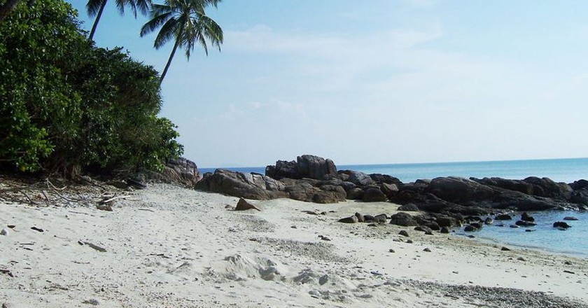 Perhentian Kecil in Perhentian Islands ©  Giorgiomonteforti/WikiCommons