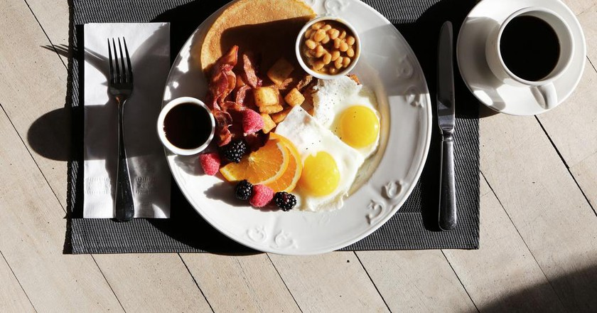 Breakfast   © Life of Pix / Pexels