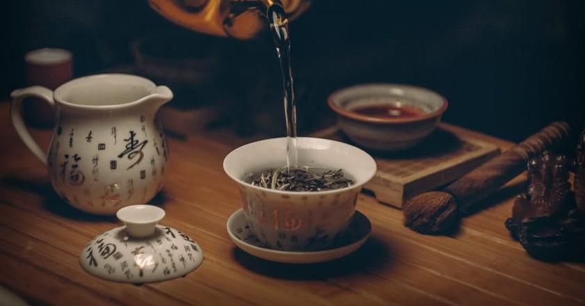 Tea  © NIKOLAY OSMACHKO/ Pexels