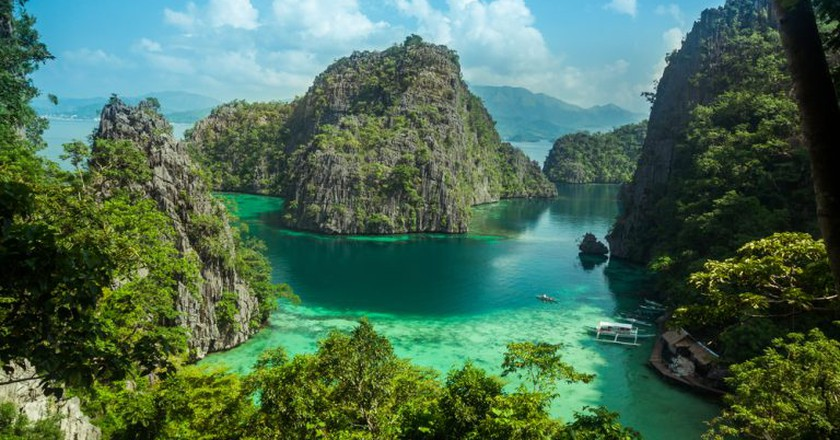 Beautiful scenery of Coron, Palawan, Philippines | © Kasia Soszka / Shutterstock
