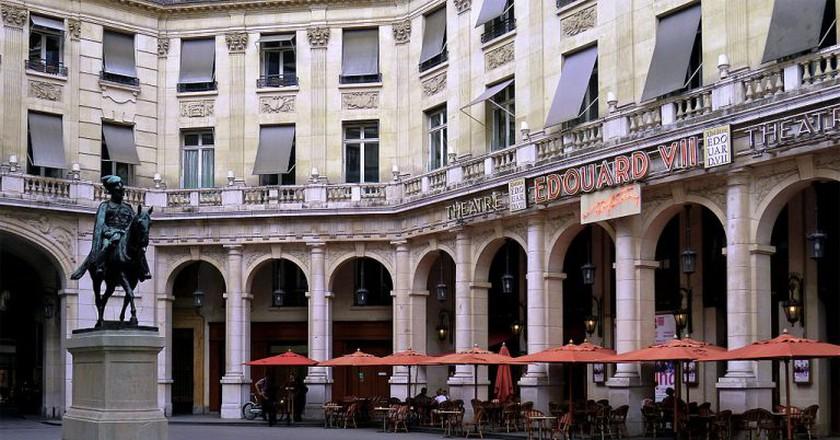 Place Edouard VII │© Mbzt / Wikimedia Commons
