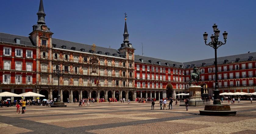 Plaza Mayor Madrid   © Massimo Frasson/Flickr