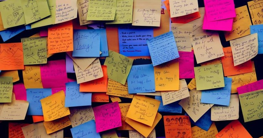 Post-it notes | Source: Pixabay