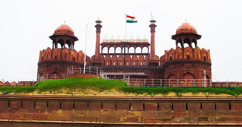 Red Fort | © Akshatha Inamdar / Wikimedia Commons