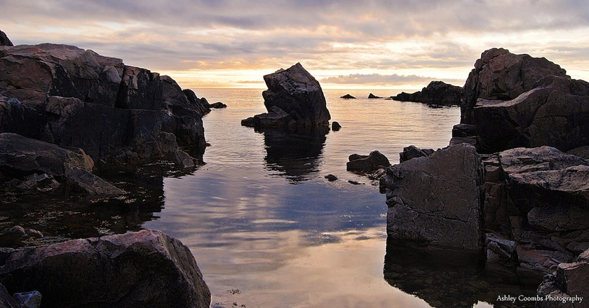 Red Rocks, Port-aux-basques, Newfoundland | © Ashley Coombs/ Flickr