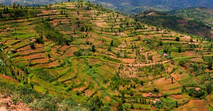 Rural Rwanda |  © Nick Fraser / Flickr