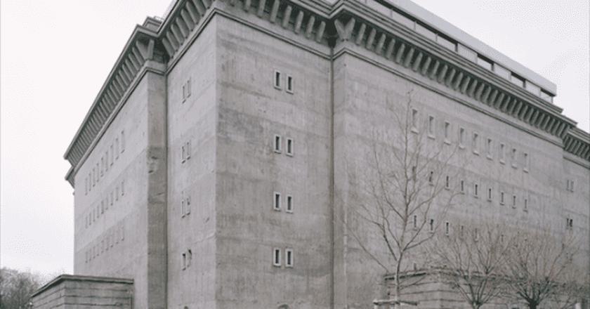 Exterior Bunker   ©NOSHE