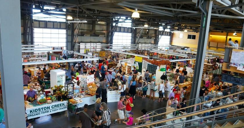 Seaport Farmers' Market   © Nicole Bratt/Flickr