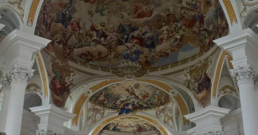 Neresheim Monastery | © Robert Hugill