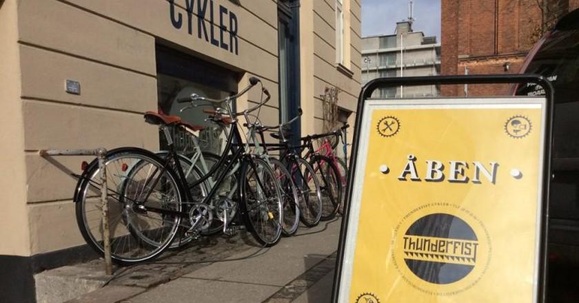 Thunderfist Cykler | Courtesy of Thunderfist Cykler