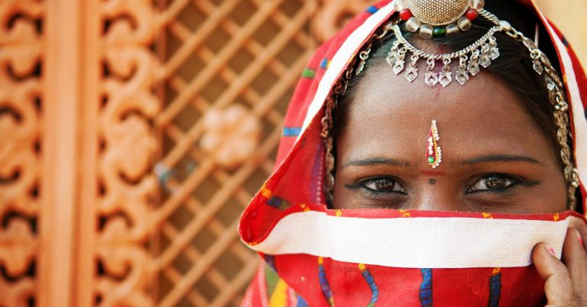 Indian fashion is as diverse as the country is known to be |© szefei / Shutterstock