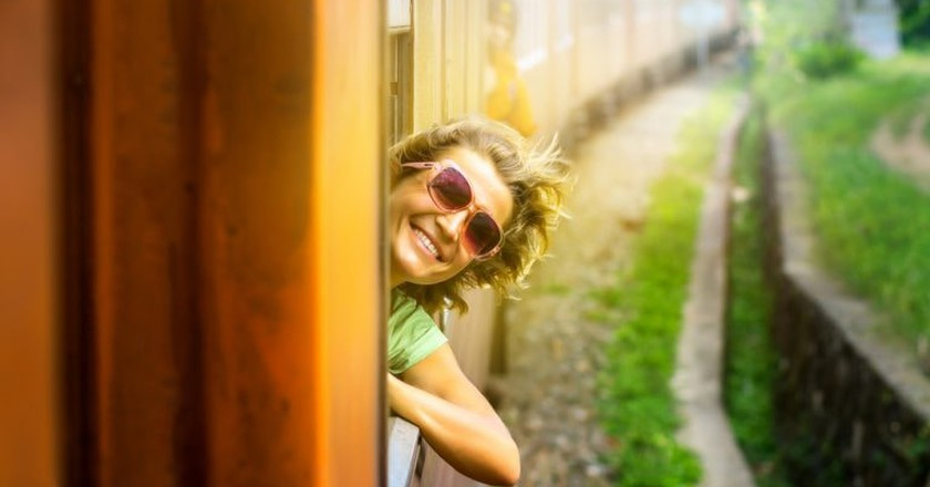 Tips to survive a long-distance train journey in India | © Val Shevchenko / Shutterstock
