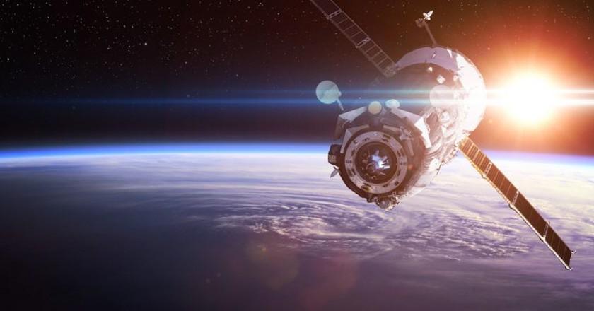 Space Launch | © Vadim Sadovski/Shutterstock