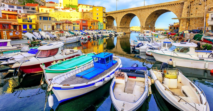 Marseille has lots of hidden places to visit | © Boris Stroujko/Shutterstock
