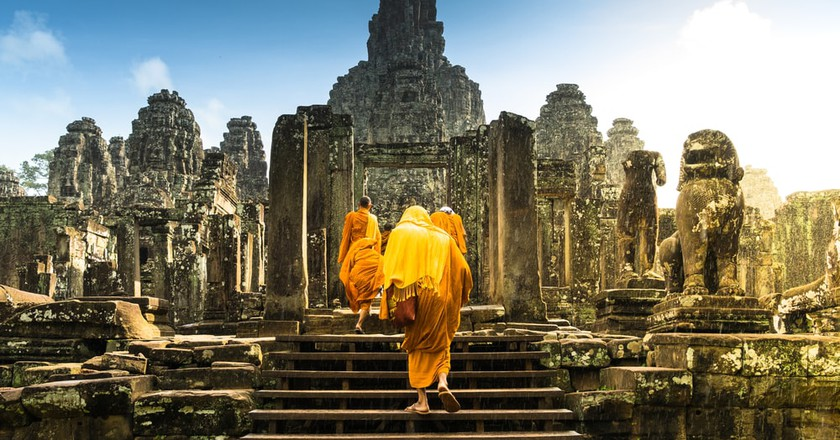 How Much Money Should You Bring on Holiday to Cambodia?