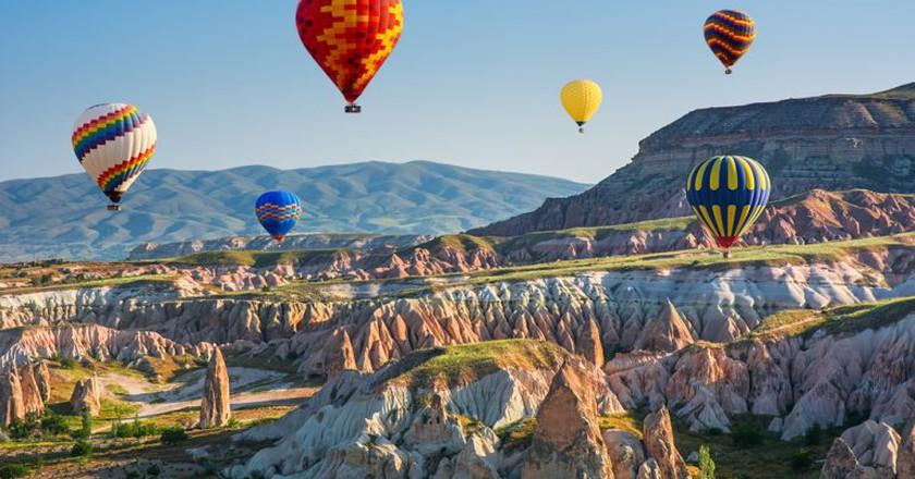 Cappadocia   © Olena Tur/Shutterstock