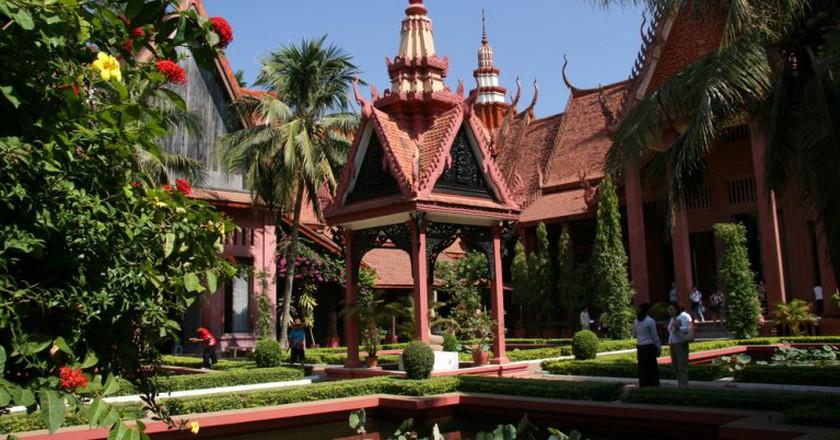 The National Museum of Cambodia   © Sam DCruz/ Shutterstock.com