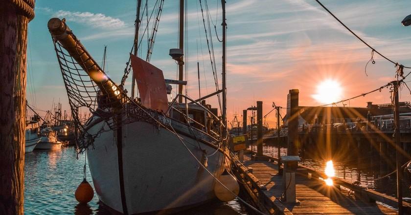 Steveston sunsets | © Hayley Simpson