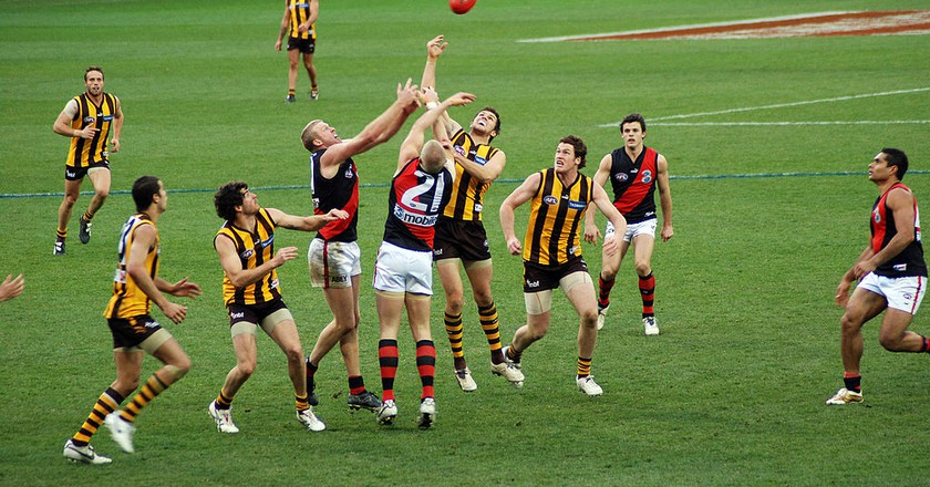 8 Places to Catch an Australian Football Match