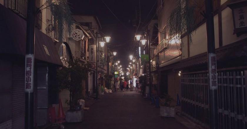 Taito Ward at night | ©  Adán Sánchez de Pedro/Flickr