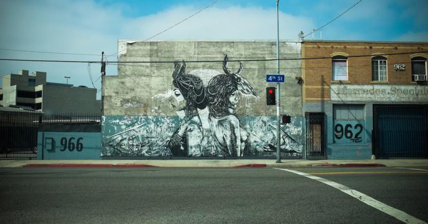 The Arts District, Los Angeles ©Sean Davis/Flickr