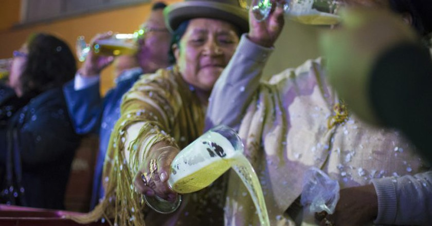 Bolivian Wedding | © Courtesy of Sergio Echazú