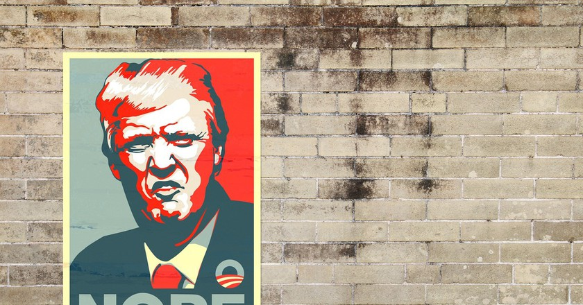 Bars In Washington DC Are Hosting Anti-Trump Drink Specials