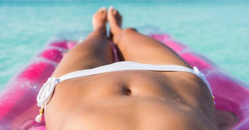 Bikini lines today