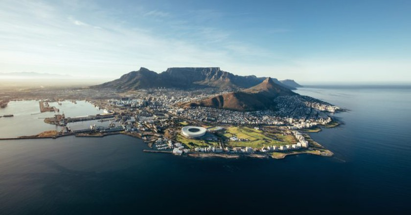 Cape Town's stunning aerial views | © Jacob Lund/Shutterstock