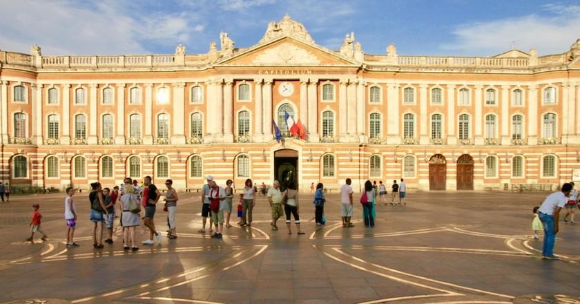 Place du Capitole, Toulouse | © Balmario/WikiCommons