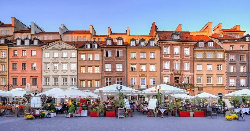 Warsaw | © Skitterphoto/Pixabay
