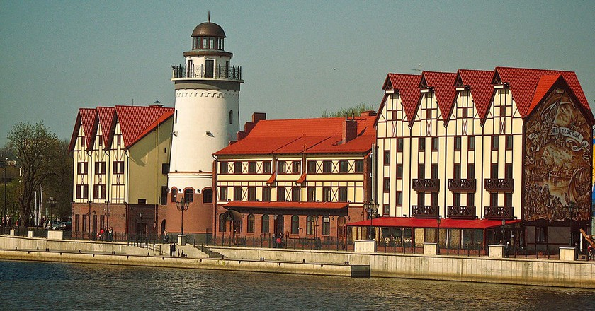 The Best Places to Stay in Kaliningrad