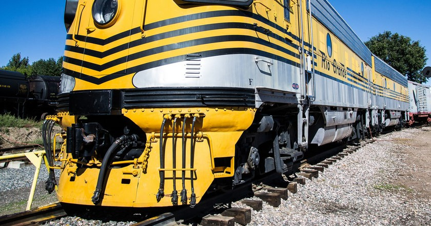 Colorado Railroad Museum | © Robert Kash / Flickr