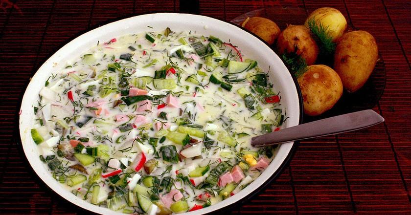 7 Restaurants to Try Ural Cuisine in Yekaterinburg