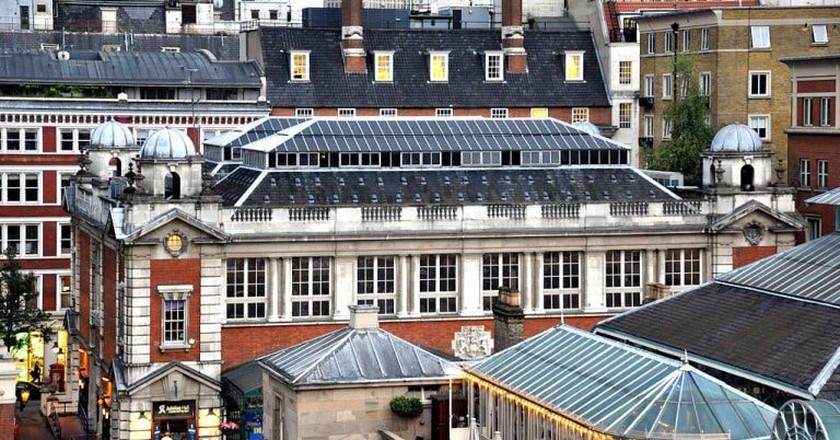 Covent Garden Market   © Andreas Praefcke/WikiCommons
