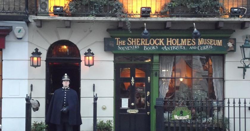The Literary Landmarks to Visit in Marylebone