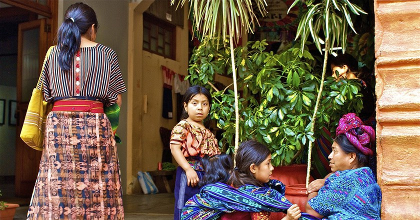 Where to Buy Traditional Clothing in Guatemala City