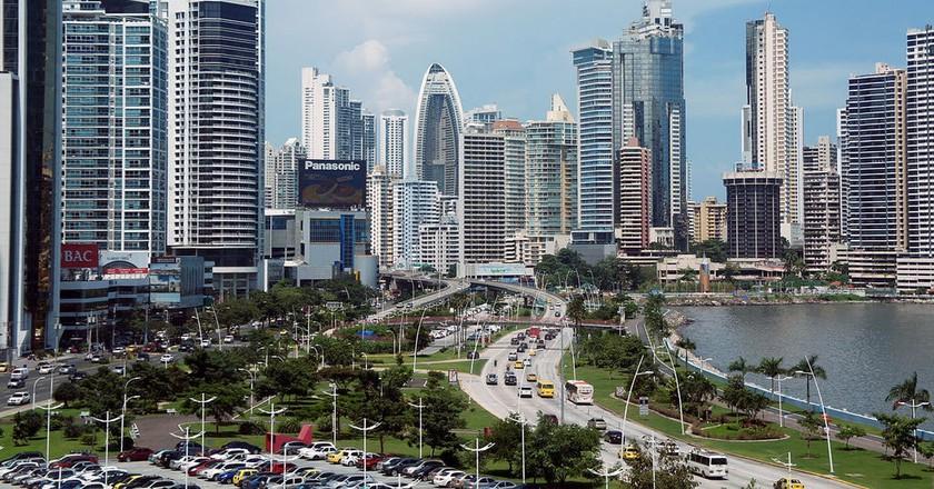 Avenida Balboa, Panama City | © Mariordo (Mario Roberto Durán Ortiz) / WikiCommons