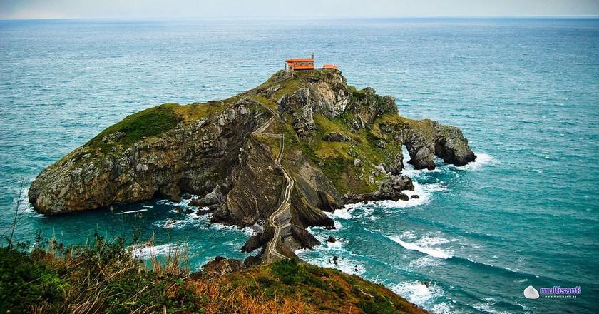 San Juan de Gaztelugatxe, Basque Country | © multisanti / Flickr