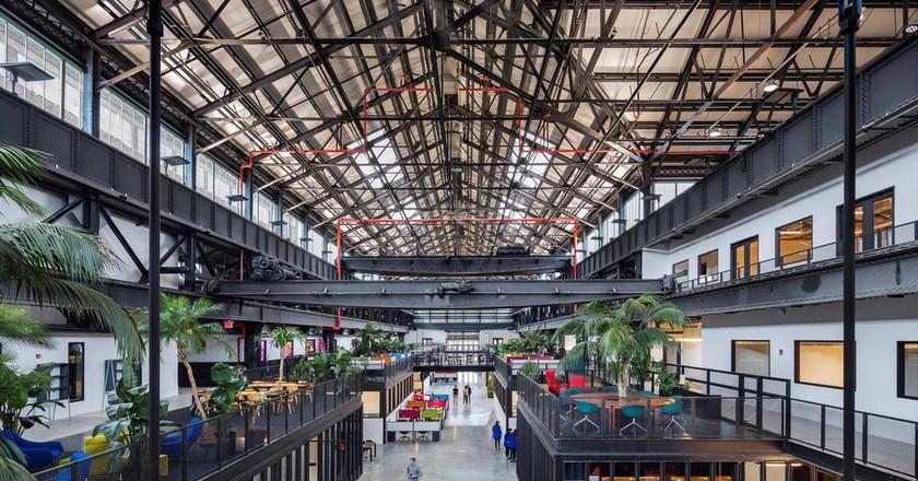 New Lab, Brooklyn Navy Yard. Marvel Architects | © David Sundberg-Esto