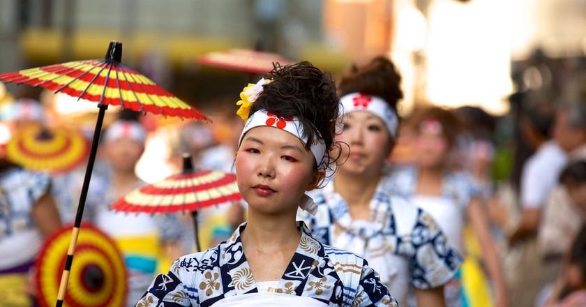 Festival parade   © Luca Mascaro/ Flickr
