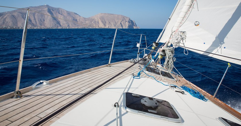 Get ready for a yacht odyssey in Greece | © _dChris/Flickr