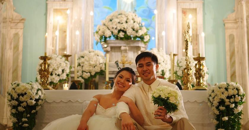 Filipino couple   © George Ruiz / Flickr