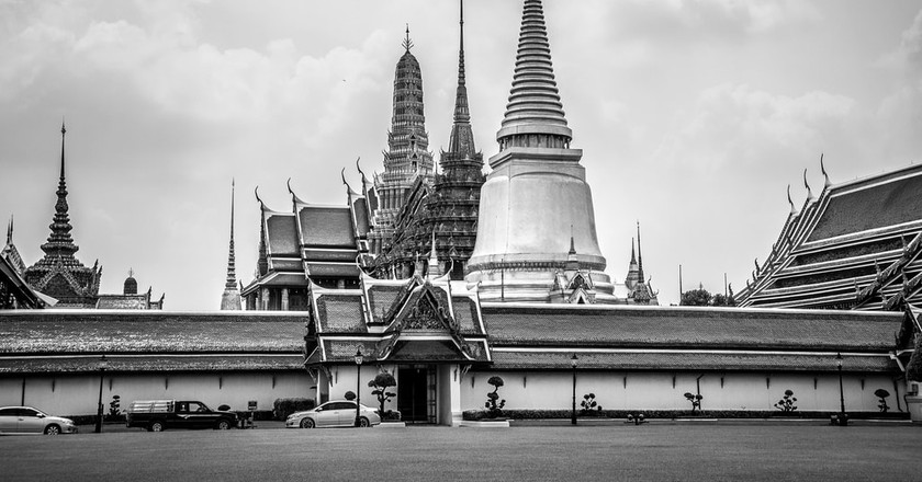 Wat Phra Kaew | ©Roberto Faccenda/Flickr