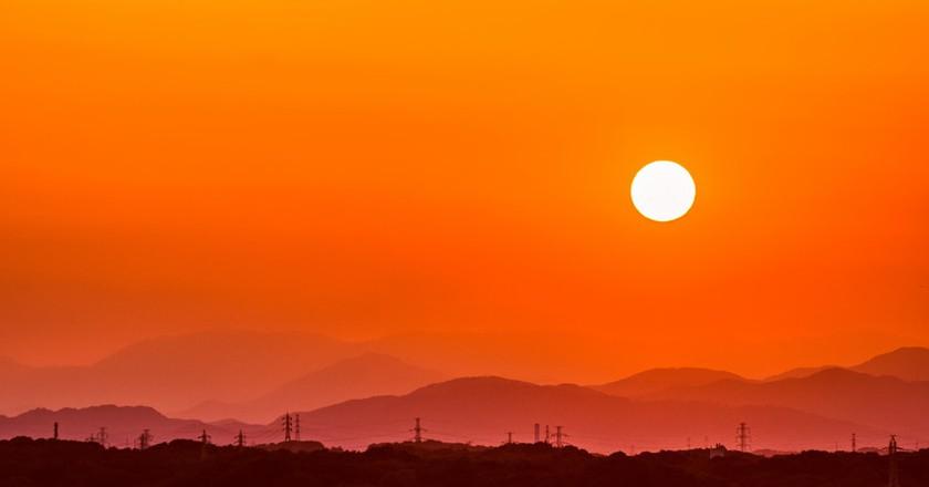 Sunset   © aotaro/Flickr