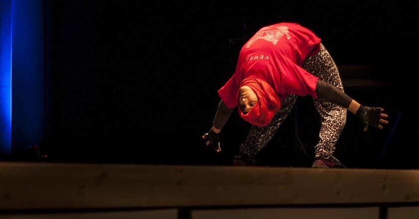Yemeni Dancer  © Sara Lowgren / Flickr