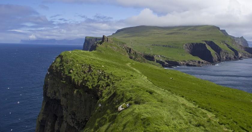 The island of Mykines, Faroe Islands | © Stefan Wisselink / Flickr