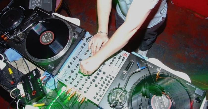 DJ At Reading Rooms