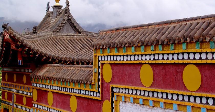 Tongren, Qinghai | ©gill_penney/Flickr